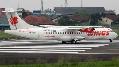 PK-WHH - ATR 72-212A(600) - Wings Air