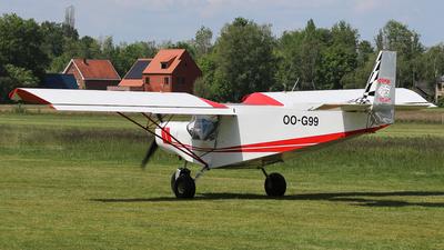 OO-G99 - Zenair STOL CH 701 - Private