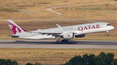 A7-ALR - Airbus A350-941 - Qatar Airways