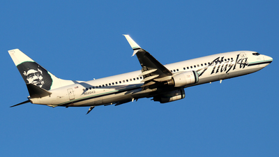 A picture of N520AS - Boeing 737890 - Alaska Airlines - © Huy Do