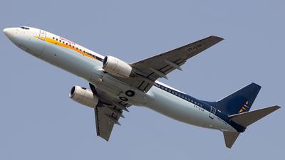 VT-SYK - Boeing 737-85R - SpiceJet