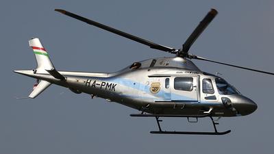 HA-PMK - Agusta A119 Koala - Private