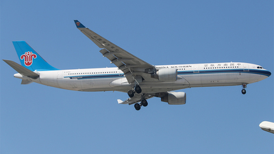 B-8359 - Airbus A330-323 - China Southern Airlines