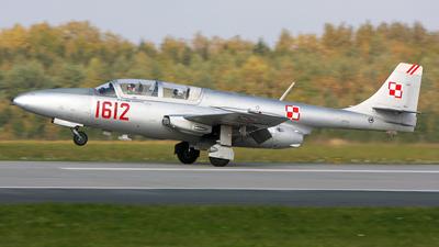 1612 - PZL-Mielec TS-11 Iskra - Poland - Air Force