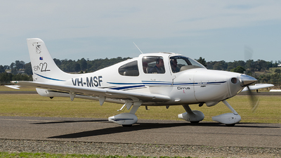 VH-MSF - Cirrus SR22 - Private