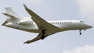 OY-CLS - Dassault Falcon 7X - Private