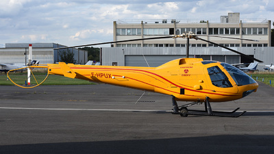 F-HPUX - Enstrom 280FX Shark - Private