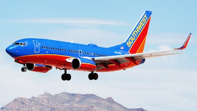 N203WN - Boeing 737-7H4 - Southwest Airlines