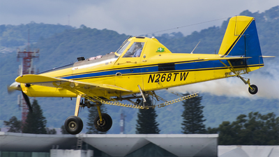 N268TW - Air Tractor AT-502B - Private
