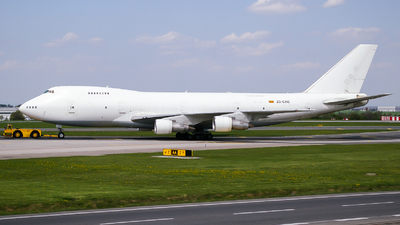 Z3-CAC - Boeing 747-256B(SF) - Star Airlines Macedonia