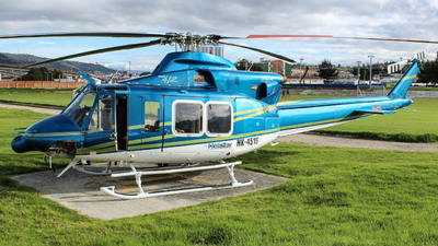 HK-4516 - Bell 412EP - Helistar Colombia