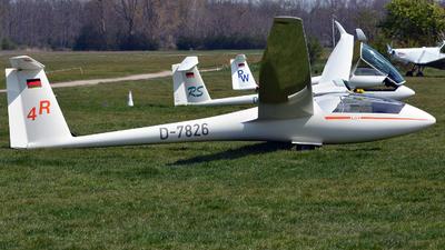 D-7826 - Rolladen-Schneider LS-4 - Private