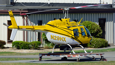 A picture of N29HX - Bell 206B - [3061] - © Agustin Anaya