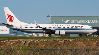 B-1959 - Boeing 737-89L - Air China