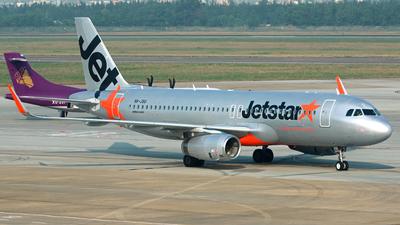 9V-JSU - Airbus A320-232 - Jetstar Asia Airways