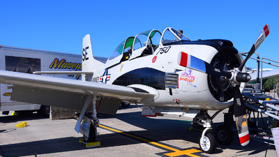 N8331R - North American T-28B Trojan - Private