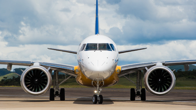 PR-ZIJ - Embraer 190-400STD - Embraer