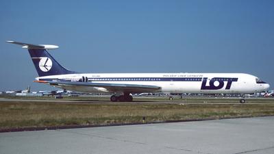 SP-LBB - Ilyushin IL-62M - LOT Polish Airlines