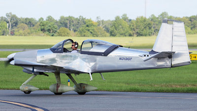 N313GT - Vans RV-9A - Private