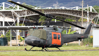 EJC5414 - Bell UH-1H Huey II - Colombia - Army