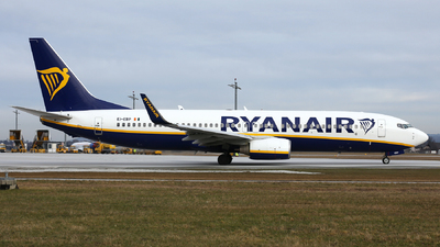 EI-EBP - Boeing 737-8AS - Ryanair