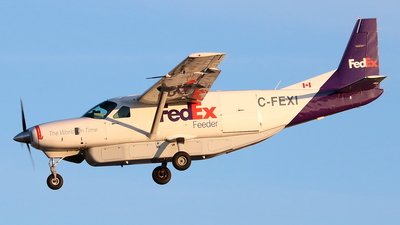 C-FEXI - Cessna 208B Grand Caravan - Morningstar Air Express