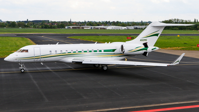 N50MG - Bombardier BD-700-1A11 Global 5000 - Private
