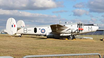 WR963 - Avro Shackleton AEW.2 - United Kingdom - Royal Air Force (RAF)