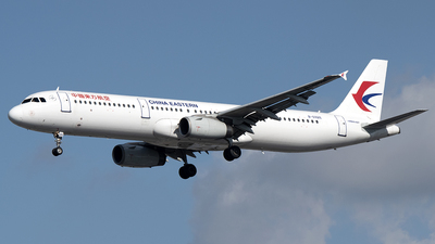 B-6926 - Airbus A321-231 - China Eastern Airlines