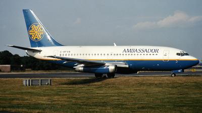 G-BFVB - Boeing 737-204(Adv) - Ambassador Airways