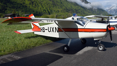 HB-UXN - Bolkow Bo208C Junior - Private