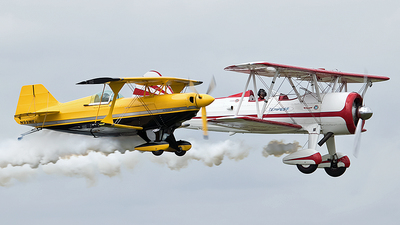 N99MF - Aviat S-2S Pitts Special - Private