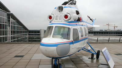 SP-SAW - PZL-Swidnik Mi-2 Hoplite - Private