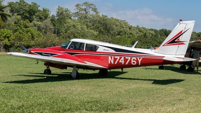 A picture of N7476Y - Piper PA30 Twin Comanche - [30541] - © Jehu Monterroso