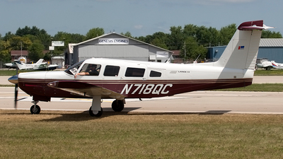 N718QC - Piper PA-32RT-300 Lance II - Private