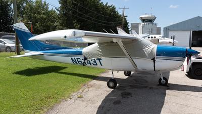 N6143T - Cessna TR182 Turbo Skylane RG - Private