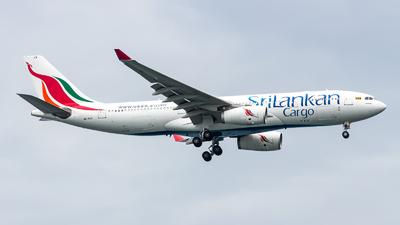 4R-ALS - Airbus A330-243 - SriLankan Airlines
