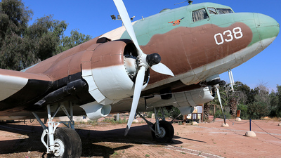 4X-FNZ - Douglas C-47B Skytrain - Israel - Air Force