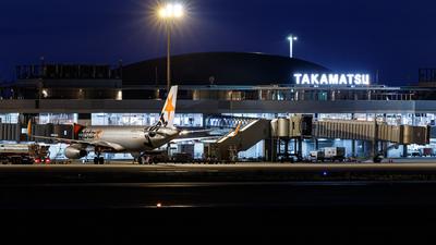 RJOT - Airport - Ramp
