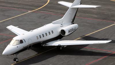 A picture of N220JJ - Hawker 800XP - [258475] - © Ramon Eduardo