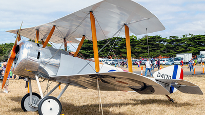 VH-PSP - Sopwith Pup - Private