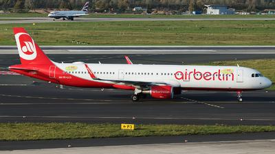 OE-LCO - Airbus A321-211 - Niki
