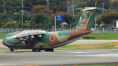78-1026 - Kawasaki C-1 - Japan - Air Self Defence Force (JASDF)