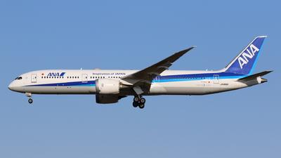 JA886A - Boeing 787-9 Dreamliner - All Nippon Airways (Air Japan)