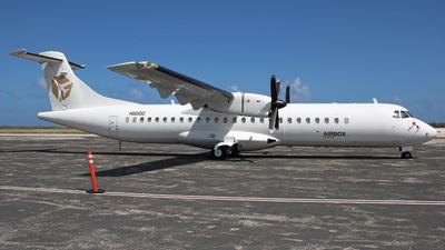 HI1000 - ATR 72-202(F) - AirBox Cargo