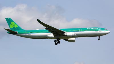 A picture of EIGCF - Airbus A330302 - Aer Lingus - © Stefan Mayer