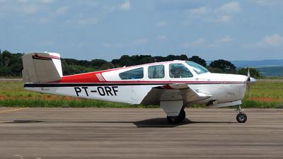 PT-ORF - Beechcraft M35 Bonanza - Private