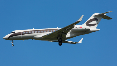 OE-LII - Bombardier BD-700-1A10 Global 6000	 - Avcon Jet