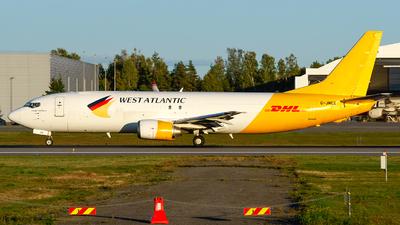 G-JMCX - Boeing 737-406(SF) - West Atlantic Airlines