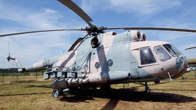 132 - Mil Mi-8TB Hip - German Democratic Republic - Air Force